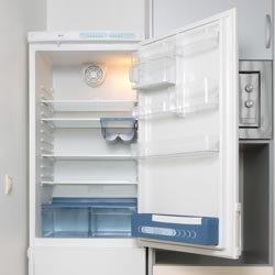 How'd you like your fridge looking lik this? ©iStockphoto.com/Filipe B. Varela